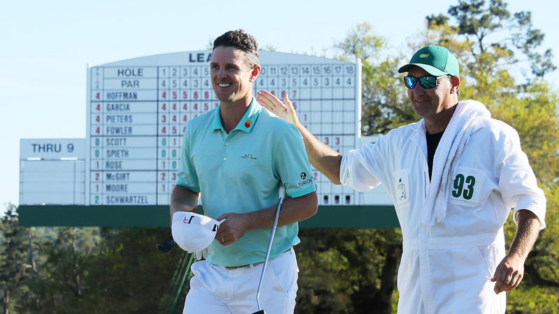 Justin Rose, Sergio Garcia tied for Masters lead heading into final round