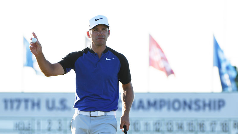 Koepka seals US Open title with birdie blitz