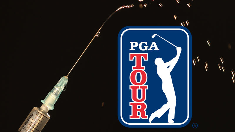 PGA Tour to start blood testing in October, start of next season