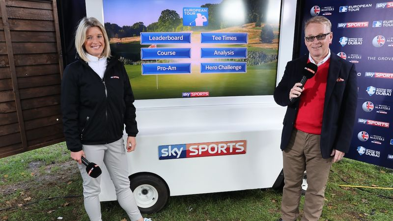 What it means for golf fans — Sky Sports revamp
