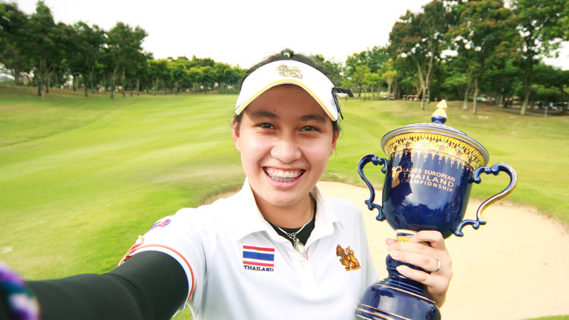 14-year-old wins Ladies European Tour event