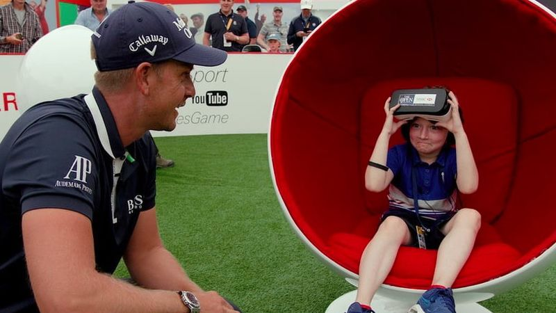 Stenson a victim of burglary near Royal Birkdale