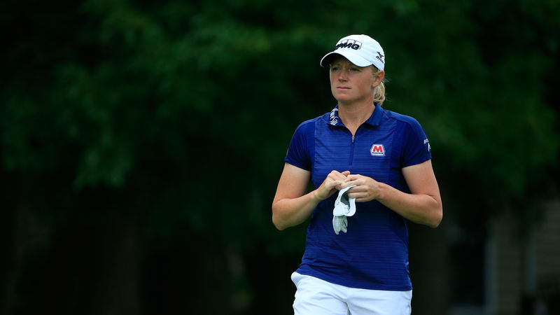 Stacy Lewis secures emotional victory in Portland