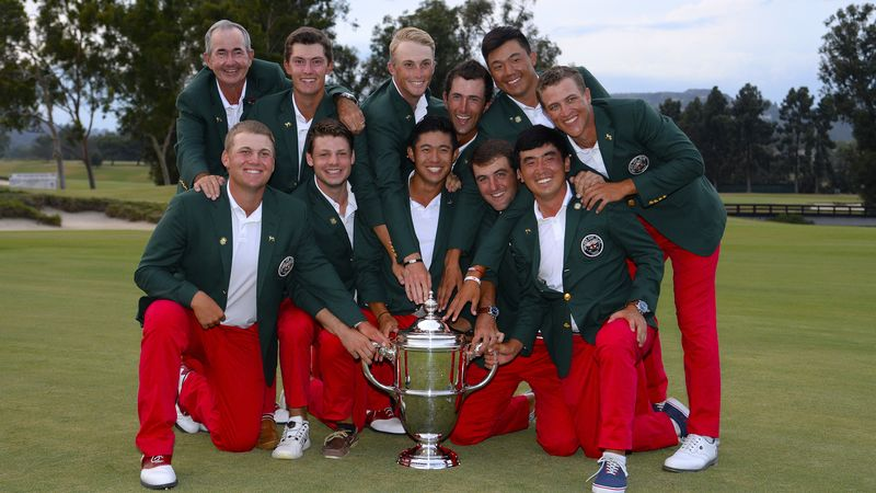Walker Cup: US takes commanding lead behind play of Morikawa, Xiong
