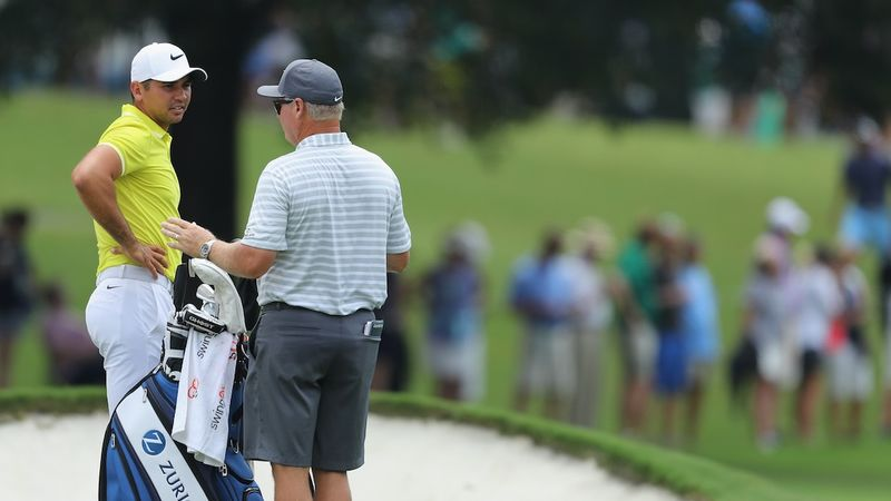 Jason Day replaces 'father figure' caddie Swatton""