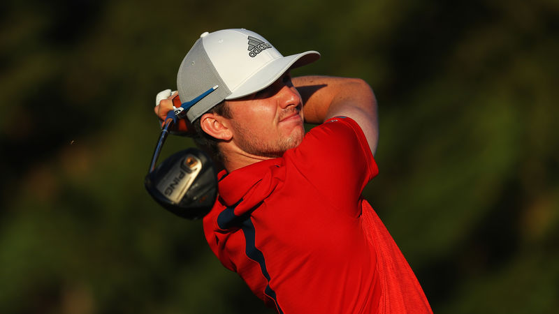Bjerregaard edges ahead of the pack in Portugal