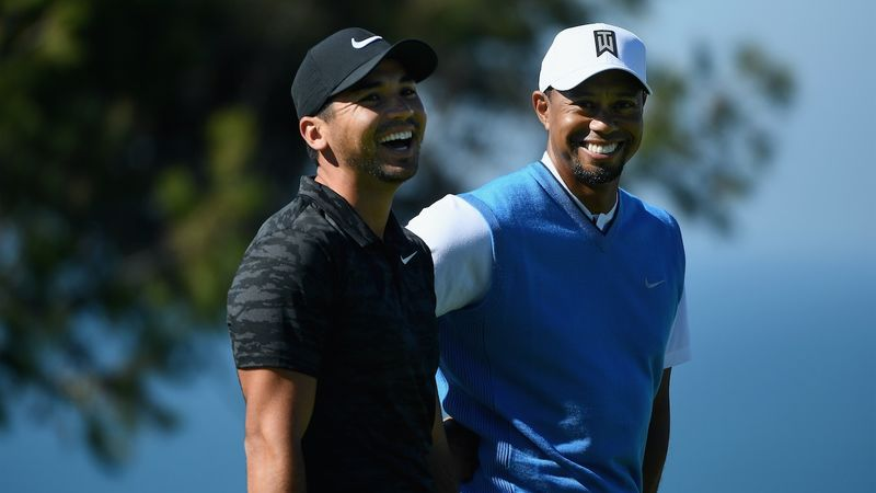 The encouraging conversation Jason Day had with Tiger Woods