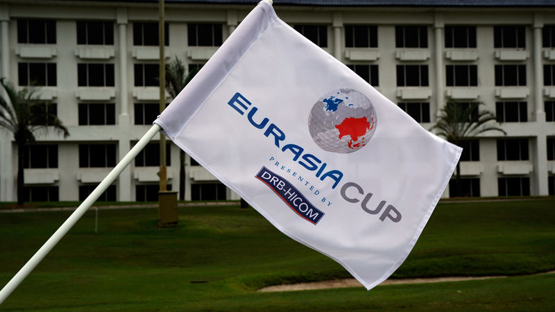 Europe trail in EurAsia Cup