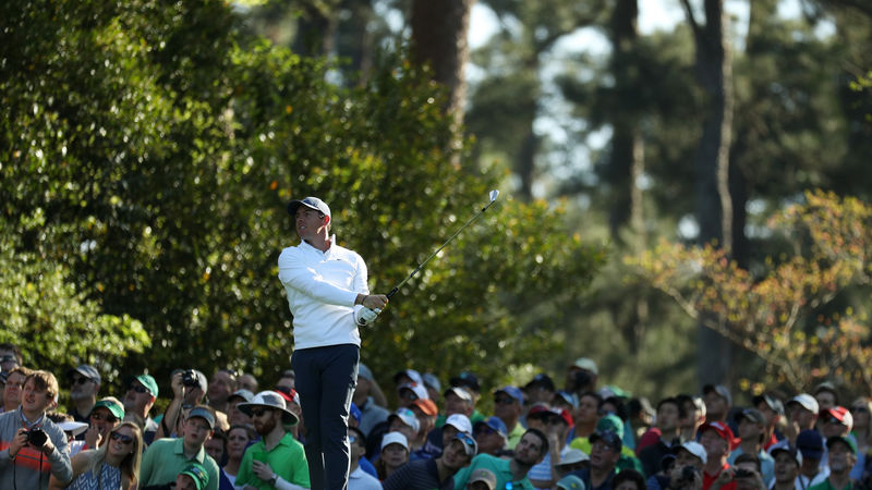 Johnson ready to step up for Masters challenge