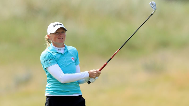 Lewis wins Ladies Scottish Open title after four-way playoff