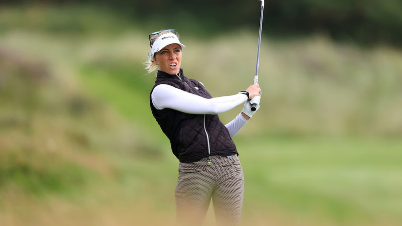 Popov posts emotional win at AIG Women's Open