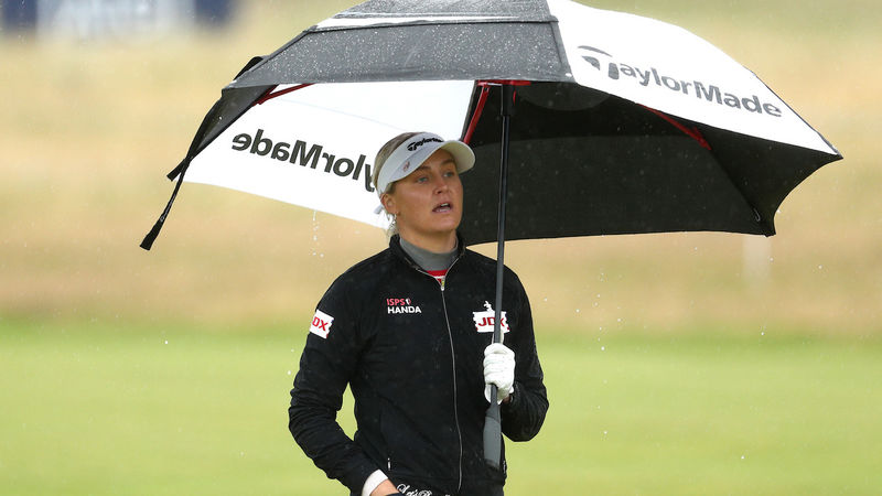 Golfer Charley Hull out of ANA Inspiration after testing positive for coronavirus