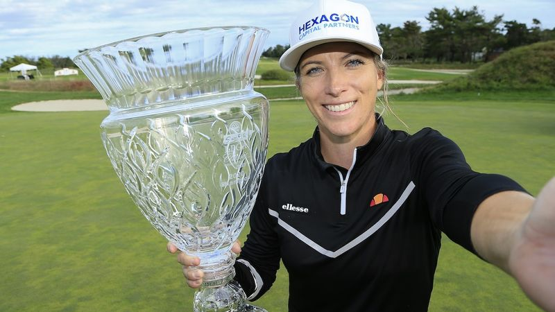 Mel Reid finishes strong to capture first LPGA Tour title