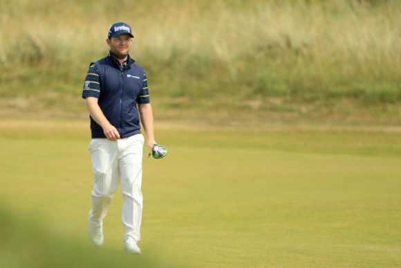The Open, Brendan Grace Shoots A Historic 62 In Round 3