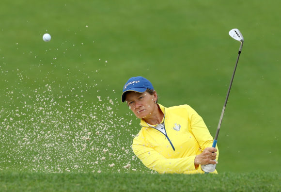 Solheim Cup 2019: Catriona Matthew 'honoured' to captain Europe