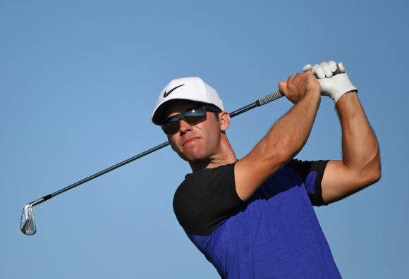 JB Holmes one shot off US Open lead heading into weekend