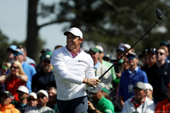 Rory McIlroy on winning the Masters: 'It'll happen'
