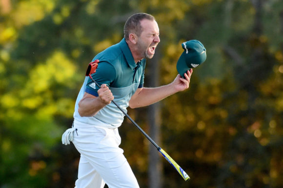 Sergio Garcia names daughter after hole at Augusta