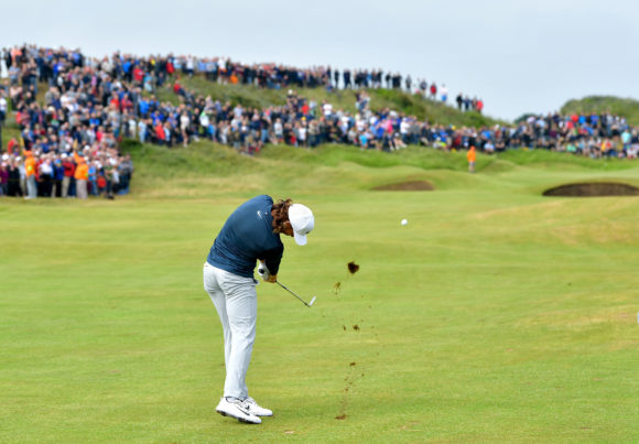 Branden Grace Made History at the Open Championship